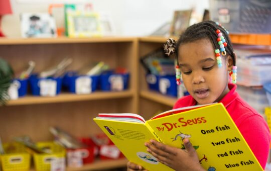 How to Create a Love of Reading in Children